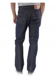 Levi's 501 Original Button Fly Shrink to Fit Jeans cartonné 501-0000 Hommes