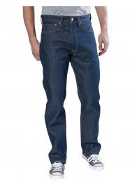 Levi's 501 Original Button Fly Shrink to Fit Jeans cartonné -501-0986 Hommes