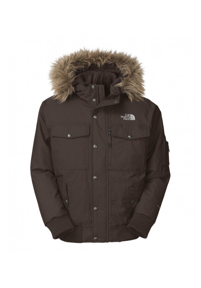 Doudoune The North Face Gotham Bittersweet marron AAQF74A Hommes