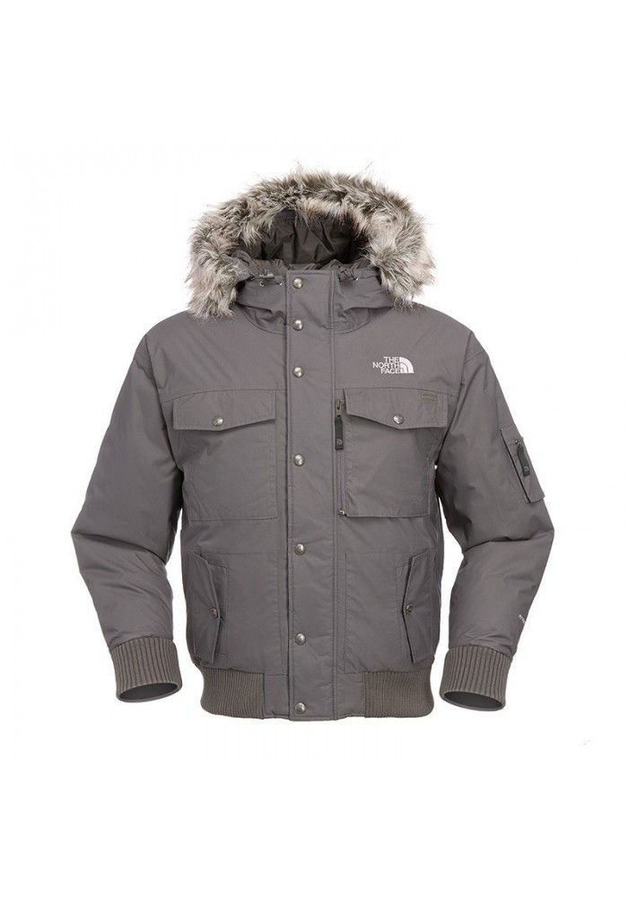Doudoune The North Face Gotham gris Graphite AAQF-0M8