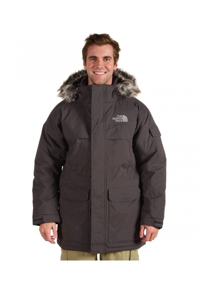 Parka McMurdo The North Face Graphite Gris AZPNOM8