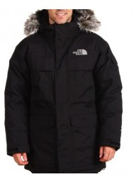 Parka McMurdo The North Face Noir AZPN-JK3