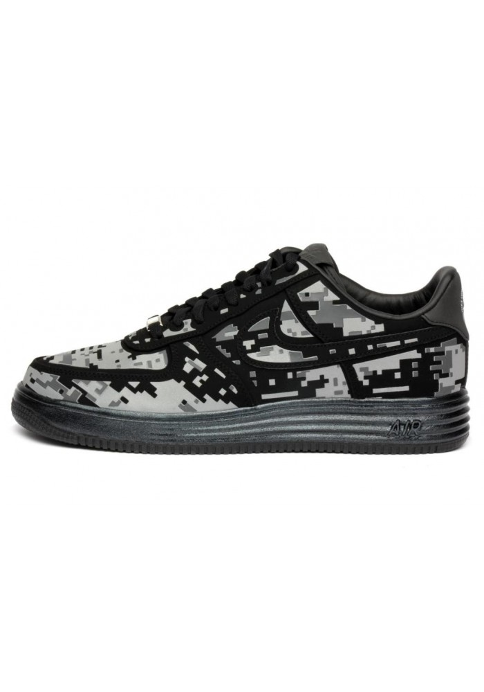 Basket Nike Air Force 1 Lunar Digi Camo 577659-001 Homme