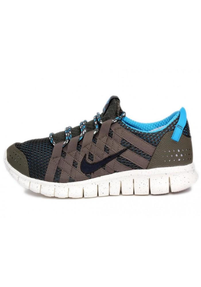 Chaussures Nike Free Powerlines + (Ref: 525267-307) Running Hommes