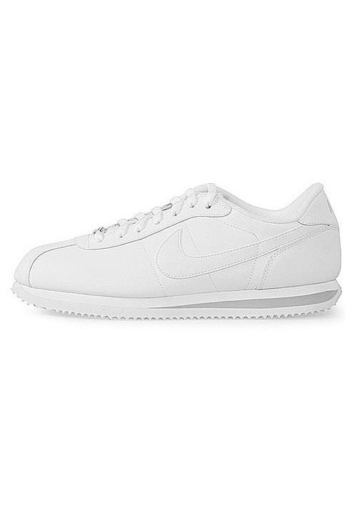 Chaussures Nike Cortez Basic Cuir '06 316418-113 Hommes Running