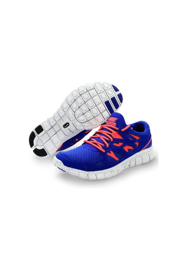 sports shoes 0ed28 5e013 Chaussures Nike Free Run+ 2 EXT (Ref  555174-446) Hommes Running
