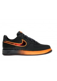 Baskets Nike Air Force One Lunar 580383-001 Hommes