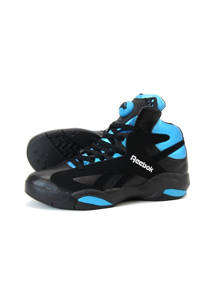Baskets Retro Reebok ShaQ AttAQ V55083 Hommes