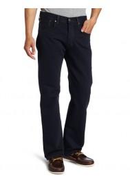 Levi's 501 Original Button Fly Jeans Union Blue 501-1335 Bleu Foncé Hommes