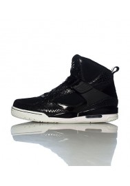 Basket Jordan Flight 45 High IP S & S (Ref : 631605-035) Chaussure Hommes Basket mode