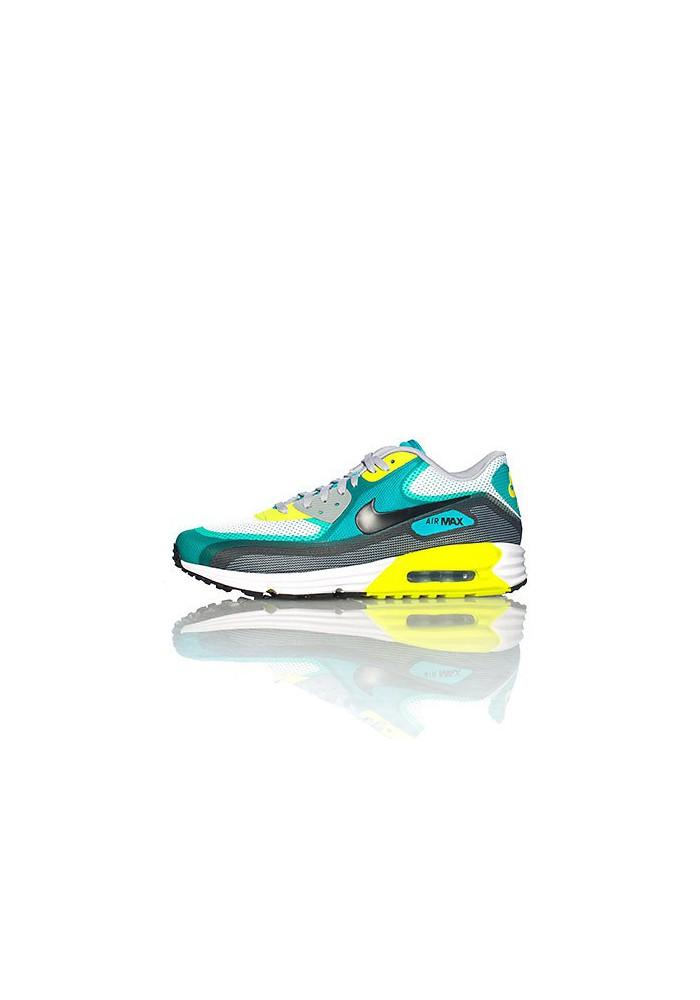 Nike Air Max 90 Lunar C 3.0 Verte (Ref : 631744 103) Chaussure Hommes mode 2014