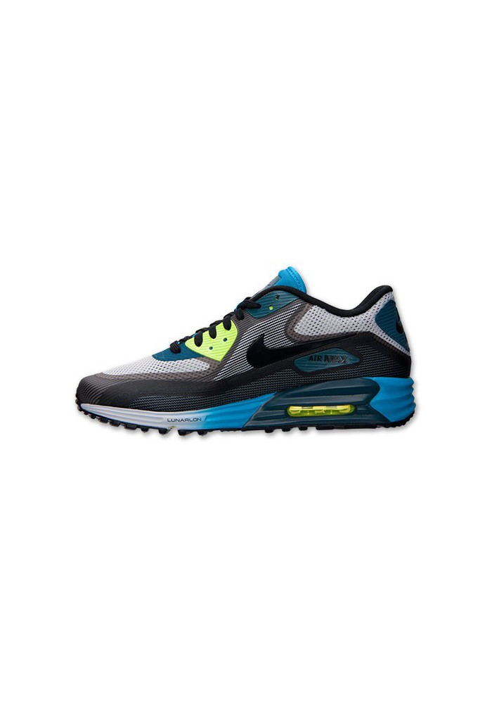 Nike Air Max 90 Lunar C 3.0 Grise (Ref : 631744 003) Chaussure Hommes mode 2014