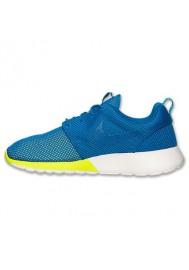 Nike Roshe run Bleu (Ref : 511881-400) Chaussures Hommes Running
