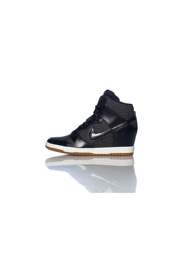 super popular b9884 f3be2 Baskets Haute Nike DUNK SKY HI ESSENTIAL WEDGE Noir (Ref  644877-003)