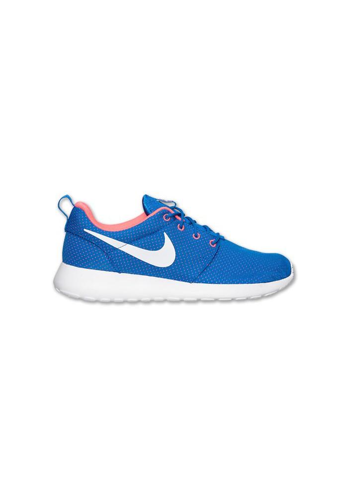 design de qualité e8a2c e2de5 Nike Roshe run Bleu (Ref: 511881-402) Chaussures Hommes Running