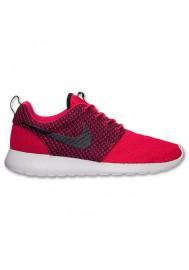 Nike Roshe run Fuchsia (Ref: 511881-662) Chaussures Hommes Running