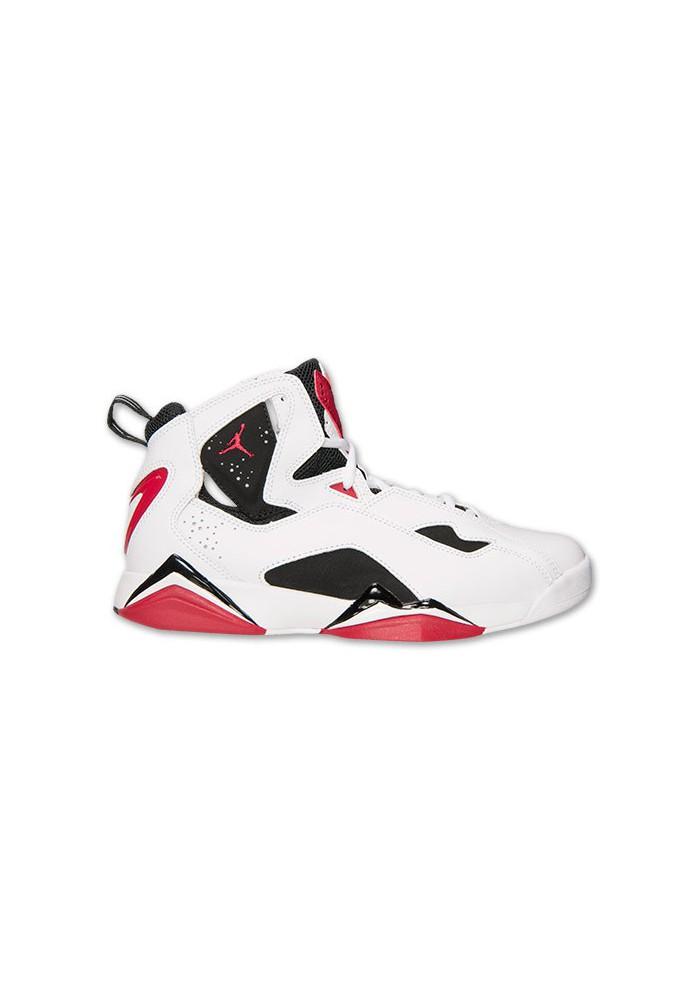 Basket Jordan True Flight Hi Top (Ref : 342964-010) Chaussure Hommes Basket mode