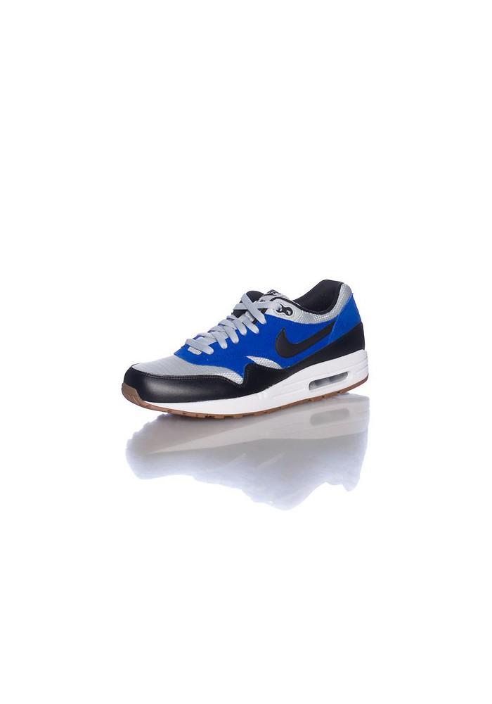 Nike Air Max 1 Essential Grise (Ref : 537383-124) Basket Mode Hommes 2015