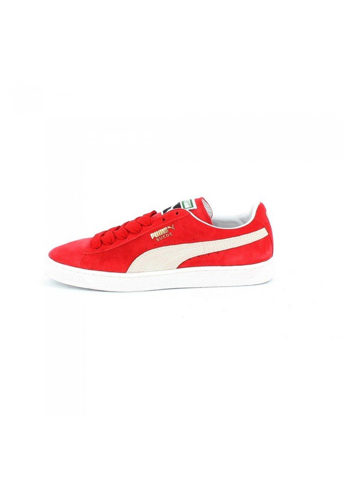 basket puma classic homme rouge