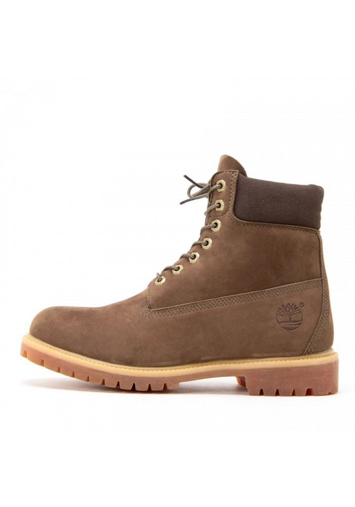 "Botte Timberland 6"" Waterproof 6131R Olive Homme"